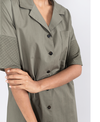 Anomaly Collar Shirtdress