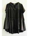Whim Mix Panelled Top