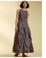 Iyla Bara Dress, grey, s