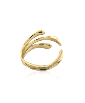 MD Sirena Bangle, gold