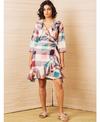 Jodi Sea Ruffle Dress