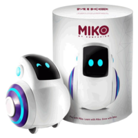 Emotix Miko - India's First Companion Robot (Playful Purple)