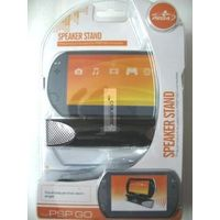 ORIGINAL PEGA SPEAKER & CHARGER STAND FOR PSP GO