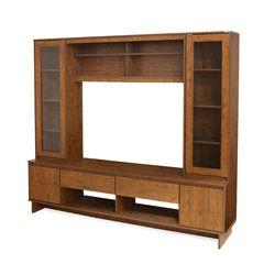 Diego Wall Unit,  wooden