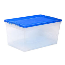 SB50 Storage box 50L,  deep blue
