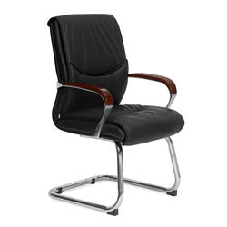 Admiral Visiting Chair,  black