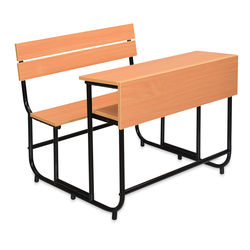 Star Nk Sd 102 Bench Cum Desk,  beech