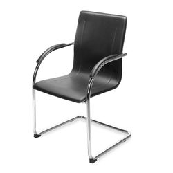 Falcon Visitor Chair,  black