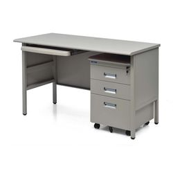 Fema Office Table,  grey