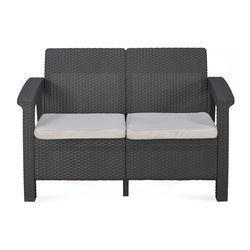 Goa Two Seater Cushion,  grey
