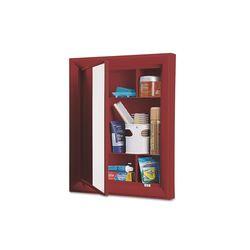Gem Mirror Cabinet,  ivory
