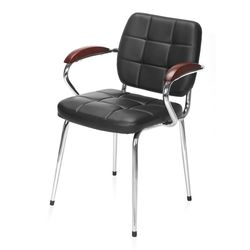 Chopper Visitor Chair,  black