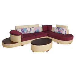 Tulsa Corner Sofa,  ivory