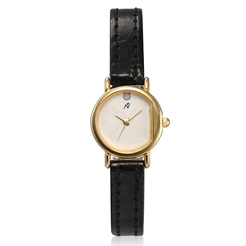 Yepme White Faux Leather Watch