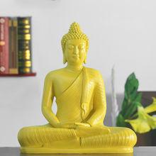 Olive Buddha Statue - @home Nilkamal
