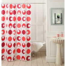 Shower Curtain Polkas - @home Nilkamal