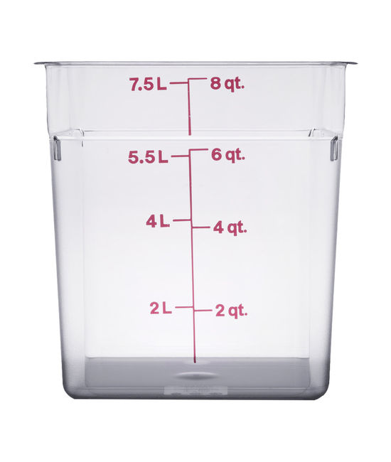 Food Container 7.6 Litre