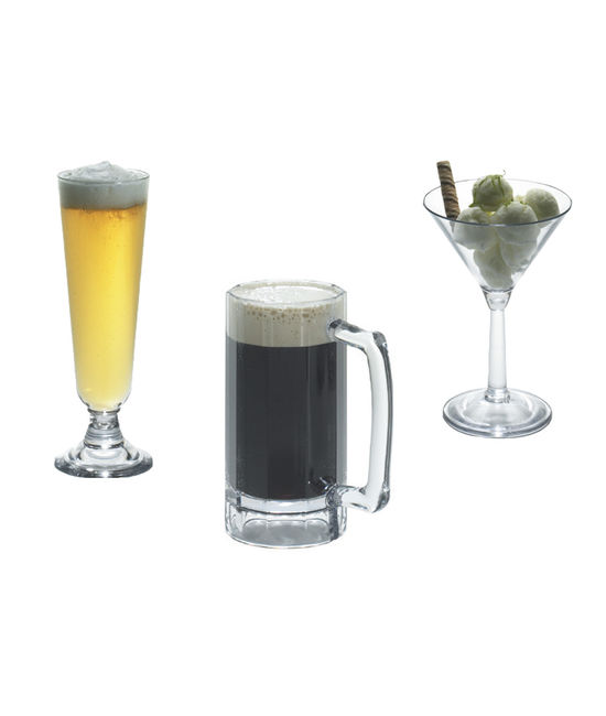 Polycarbonate Pilsner Glass 458.4 ml