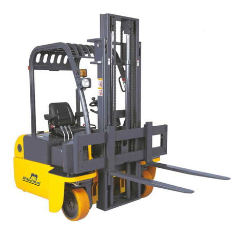 Nilkamal Multidirectional Forklift