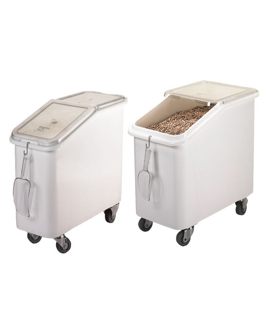 Mobile Ingredient Bins 140 Litre