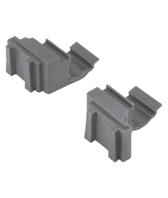 Basic Shelving Corner Connector Set