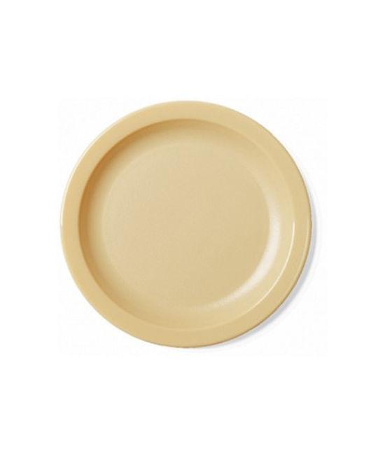 Narrow Rim Food Plate 9''