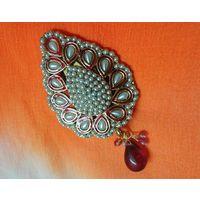 Beautiful Saree pin-SP047