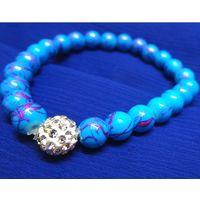 Soothing blue bracelet-MB034