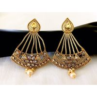 Paasa style earrings - KEG124