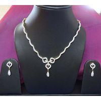 Sleek necklace-NL020