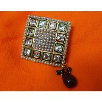 Beautiful Saree pin-SP032
