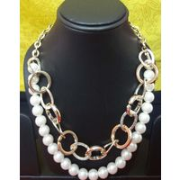 Trendy necklace-MD050
