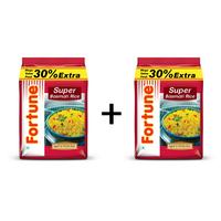 Combo of 2 Super Basmati Rice (30% Extra) 1 kg