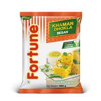 Fortune Khaman Dhokla Besan, 500 gm, pouch