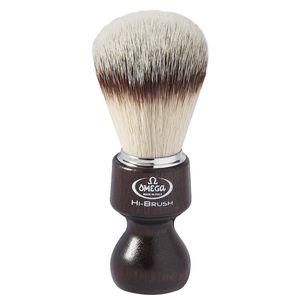 Omega 46126 HI-BRUSH fiber shaving brush