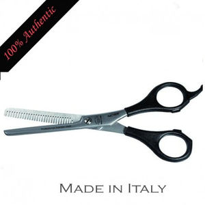 "Henbor Academy Line Thinning Scissors - 6"" - Made in Italy"