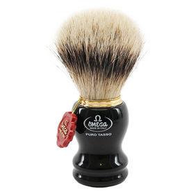 Omega 618 - 100% Silvertip Badger Shaving Brush