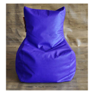 Style Homez Chair Bean Bag Cover, l,  royal blue