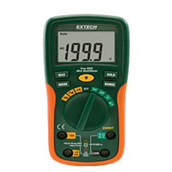 Extech EX205T TrueRMS Digital Multimeter (EXT04)