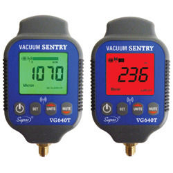 Supco VG640 Digital Vacuum Gauge with Local Alarms (SUP18)
