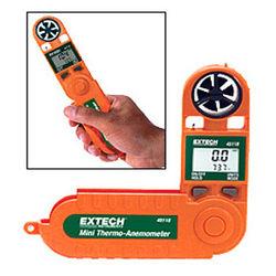 Extech 45118- Mini Thermo-Anemometer (EXT16)