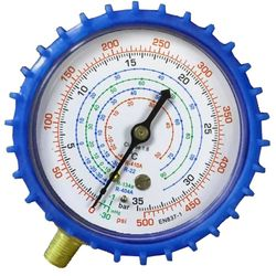Mighty Mounts Low Pressure Compound Gauge (MM193)