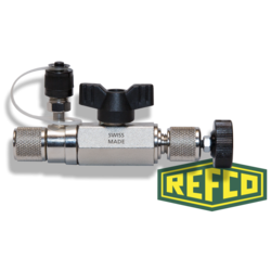 Refco 1/4  Valve Core Replacing Tool (REF130)