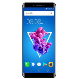 iVooMi Model i1 Volte Phone (Finger Print Sensor 2 GB RAM Model with 5.45-inch 1080p Display, Octa-Core, 16 GB ROM (Reliance Jio 4G Sim Support) and 13+ 2 Mpix and 8Mpix Hd Smartphone in Black Colour