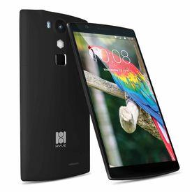 Hyve Buzz LTE (Finger Print Sensor 3GB RAM) Model with 5.5-inch 1080p display, 1.5 Octa-Core Helio X20, 3GB RAM Reliance Jio 4G Sim Support 16 GB Internal Memory and 13 Mpix /5 Mpix Hd Smartphone in Black Colour