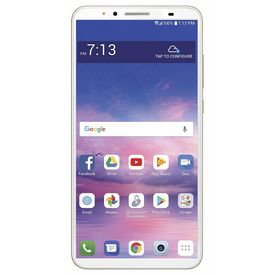 Kekai Blaze Pro 4G (Volte not Support) with 1 GB RAM with 5.7-inch Display, 16 GB Internal Memory and 5 Mpix / 2 Mpix Camera HD Smartphone in Gold Colour