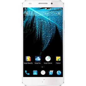 Swipe Elite Plus comes with a 13 Megapixel rear Camera and 5 Megapixel Selfie Camera Reliance Jio 4G Sim Support mobile in White Colour