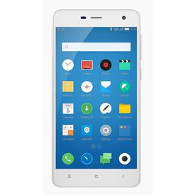 "Hyundai HI50 Young 4 G 5"" Touch-screen 4G Jio 4G Sim Support 2 GB RAM & 16 GB Internal Memory and 8 Mpix /5 Mpix Hd 4G Smartphone in White Colour"