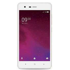 Lephone W10 4G VoLte 1GB RAM Model with 5.0-inch 1080p display, (Reliance Jio 4G Sim Support) 8 GB Internal Memory and 5 Mpix /2 Mpix HD Smartphone in Gold colour