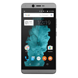 Smartron T5511 VOLTE ( 4GB RAM Model with 5.5-inch 1080p display, Octa-Core, 64 GB ROM (Reliance Jio 4G Sim Support) 64 GB Internal Memory and 13 Mpix FHd Smartphone in Steel Grey Colour